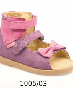 Pantofelki dziewczęce - AURELKA (1005)