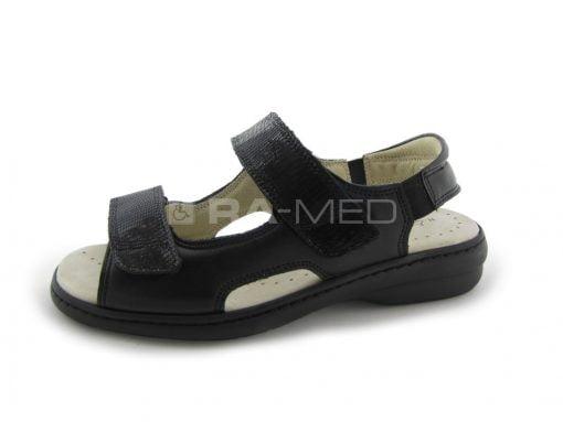 Sandały profilaktyczne damskie - 9154