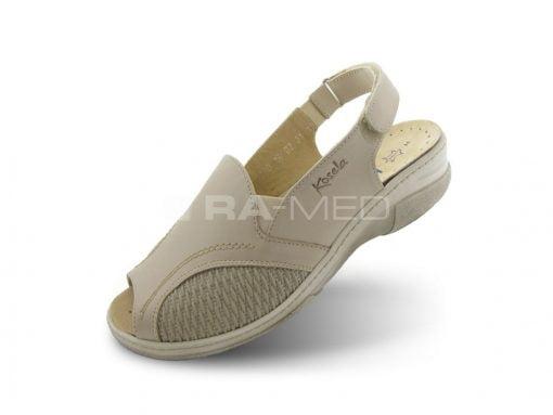Sandały profilaktyczne damskie - 9280