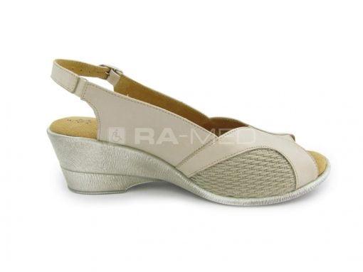 Sandały profilaktyczne damskie - 9284
