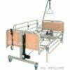 Łóżko rehabilitacyjne, elektryczne, metalowe - WYPOŻYCZALNIA / 1 m-c [Met - AKS]