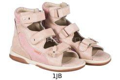 Sandałki profilaktyczne dziecięce - MEMO (AGNES)
