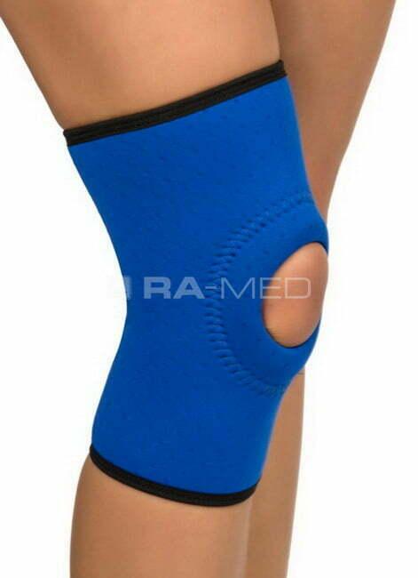 Stabilizator kolana ze stabilizacją rzepki (K-02)