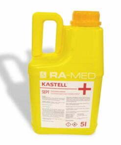 Płyn do dezynfekcji powierzchni i rąk – Kastell Sept