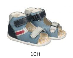 Sandałki profilaktyczne dziecięce - MEMO (MIKI)