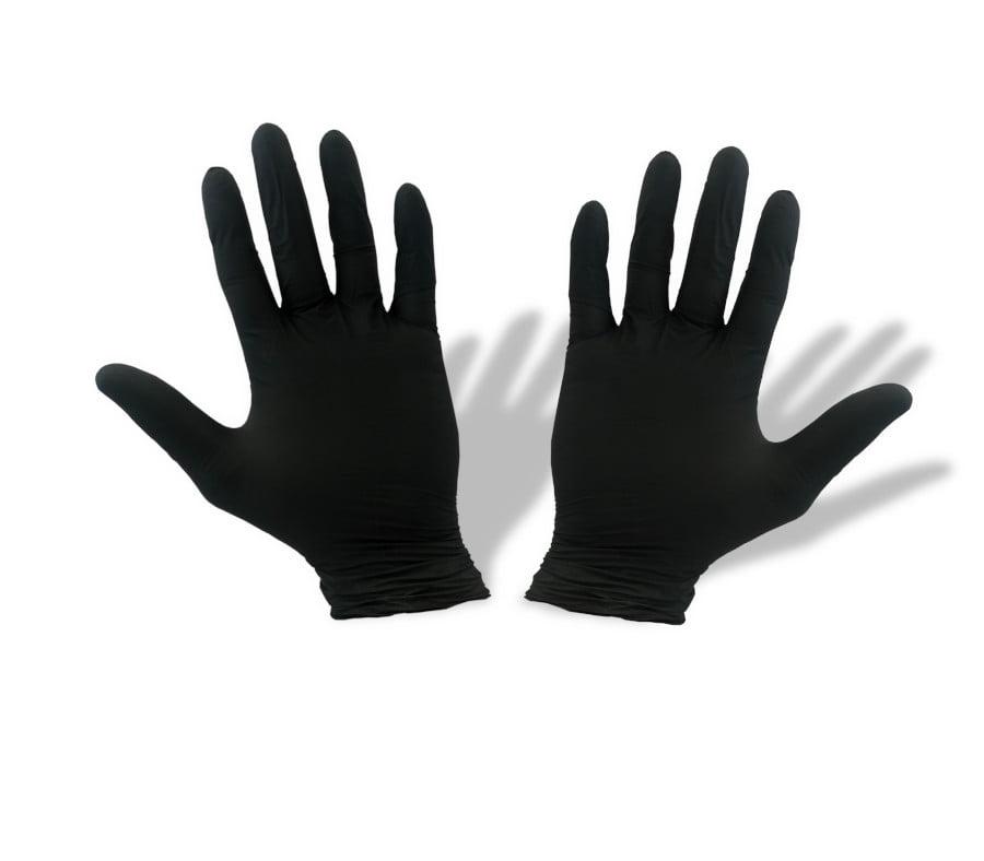 Rękawiczki Nitrylowe Medyczne Ochronne