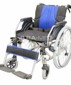 Wózek inwalidzki ręczny - WYPOŻYCZALNIA / 1 m-c [MEYRA]