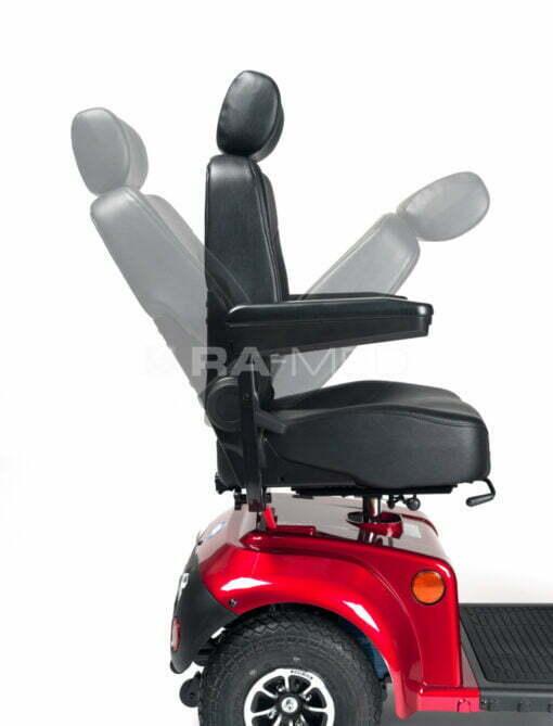SKUTER Inwalidzki Elektryczny [CERES SE - Vermeiren]