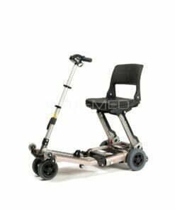 SKUTER Inwalidzki Elektryczny [LUGGIE - Vermeiren]