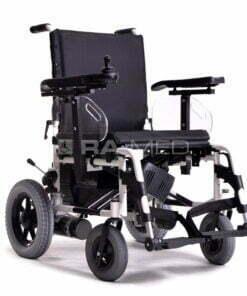 Wózek Inwalidzki ELEKTRYCZNY [EXPRESS 2000 - Vermeiren]