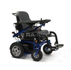 Wózek Inwalidzki ELEKTRYCZNY [FOREST 3+ - Vermeiren], dla osób ciężkich (do 250 kg)