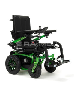 Wózek Inwalidzki ELEKTRYCZNY [FOREST 3 INITIAL - Vermeiren]