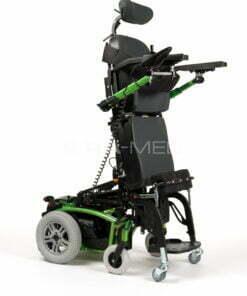 Wózek Inwalidzki ELEKTRYCZNY [FOREST 3 SU - Vermeiren], z Funkcją PIONIZACJI