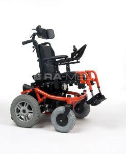 Wózek Inwalidzki ELEKTRYCZNY dziecięcy [FOREST KIDS - Vermeiren]