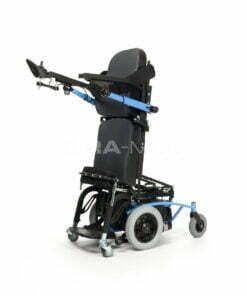 Wózek Inwalidzki ELEKTRYCZNY [NAVIX SU - Vermeiren], z Funkcją PIONIZACJI