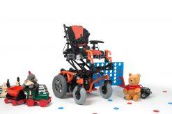 Wózek Inwalidzki ELEKTRYCZNY [SPRINGER - Vermeiren]