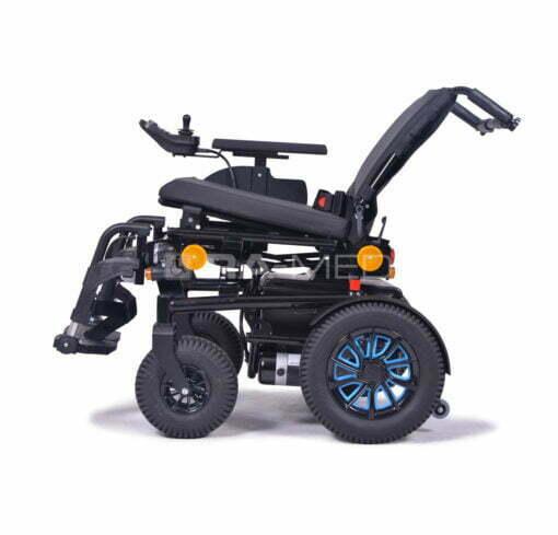 Wózek Inwalidzki ELEKTRYCZNY [SQUOD - Vermeiren]