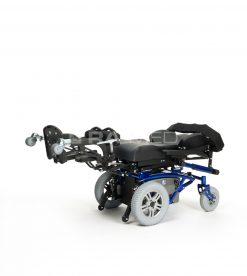 Wózek Inwalidzki ELEKTRYCZNY [TIMIX SU - Vermeiren], z Funkcją PIONIZACJI