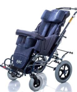 Wózek inwalidzki spacerowy dla dorosłych COMFORT