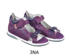 Sandałki profilaktyczno-korekcyjne - MEMO (CAPRI)