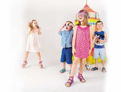 Aurelka - Buty dziecięce - Lato