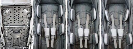 Wózek inwalidzki dla dzieci MEWA - peloty