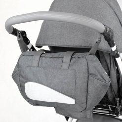 Wózek inwalidzki MEWA - torba