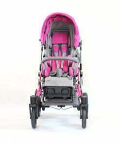 Wózek inwalidzki dziecięcy specjalny MEWA