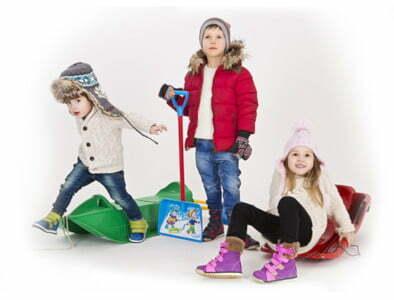 Aurelka - Buty dziecięce - Zima-Jesień